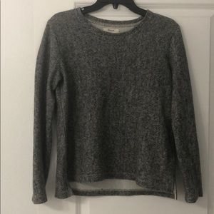 Gray Madewell Lightweight Knit
